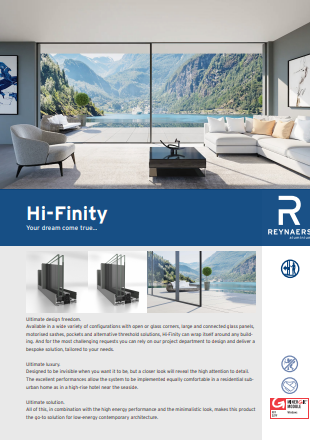 Hi-Finity Brochure