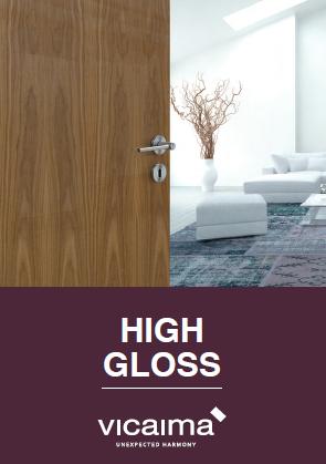 High Gloss by Vicaima Brochure