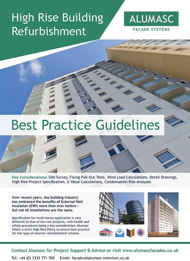 EWI - High Rise Brochure Brochure