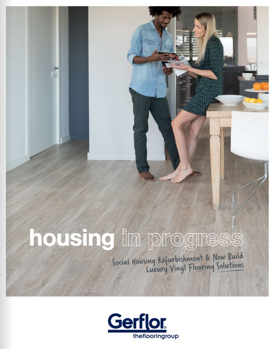 Housing in Progress - Social Housing & Refurbishment Brochure