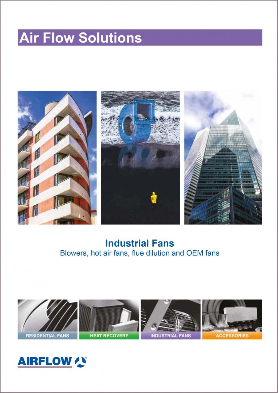 Industrial Fans Brochure  Brochure