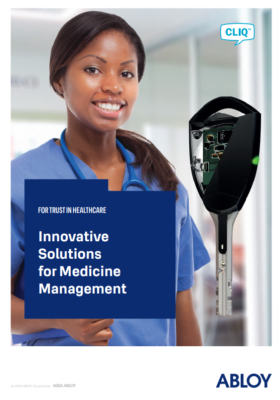 Innovative  Solutions  for Medicine  Management Brochure