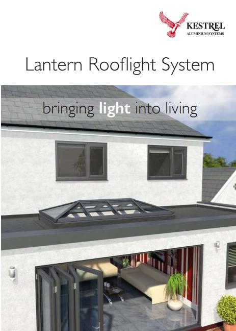 Lantern Rooflight System Brochure