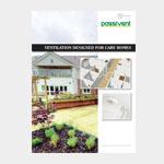 Ventilation Designed for care homes     Brochure