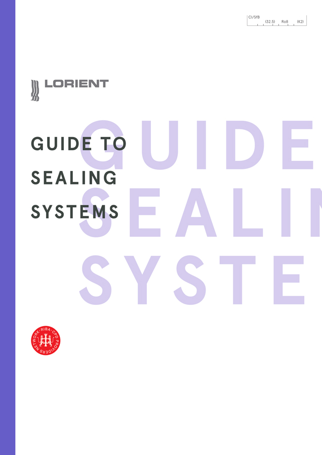 Lorient Guide to Sealing Systems Brochure
