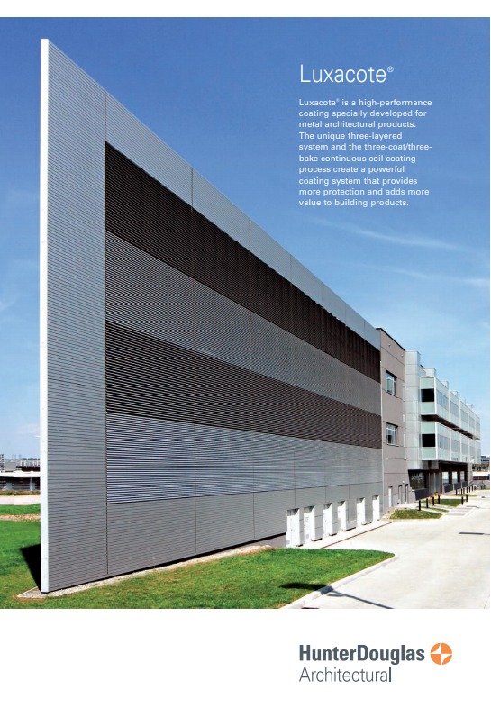 Luxacote® Brochure