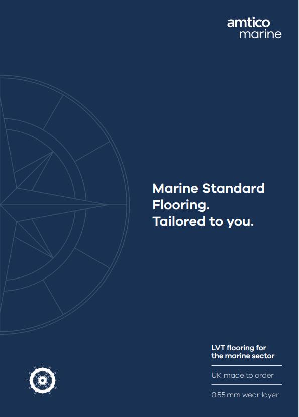 Amtico Marine Collection Brochure