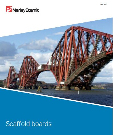 JB scaffold boards brochure 2016 Brochure