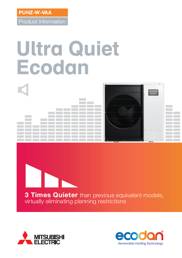 Ultra Quiet Ecodan Brochure
