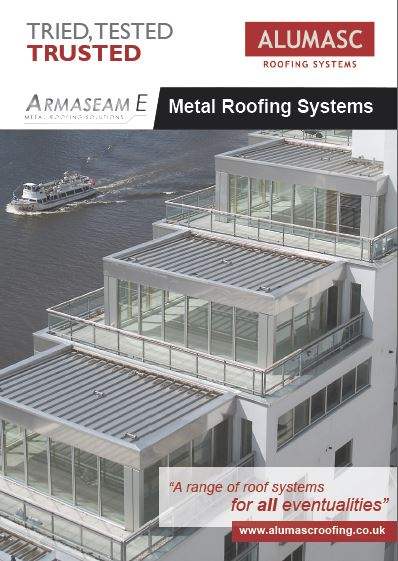 Armaseame - Metal Roofing Systems  Brochure