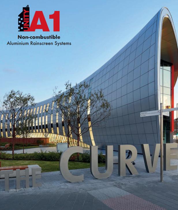 Aluminium Rainscreen Systems Brochure