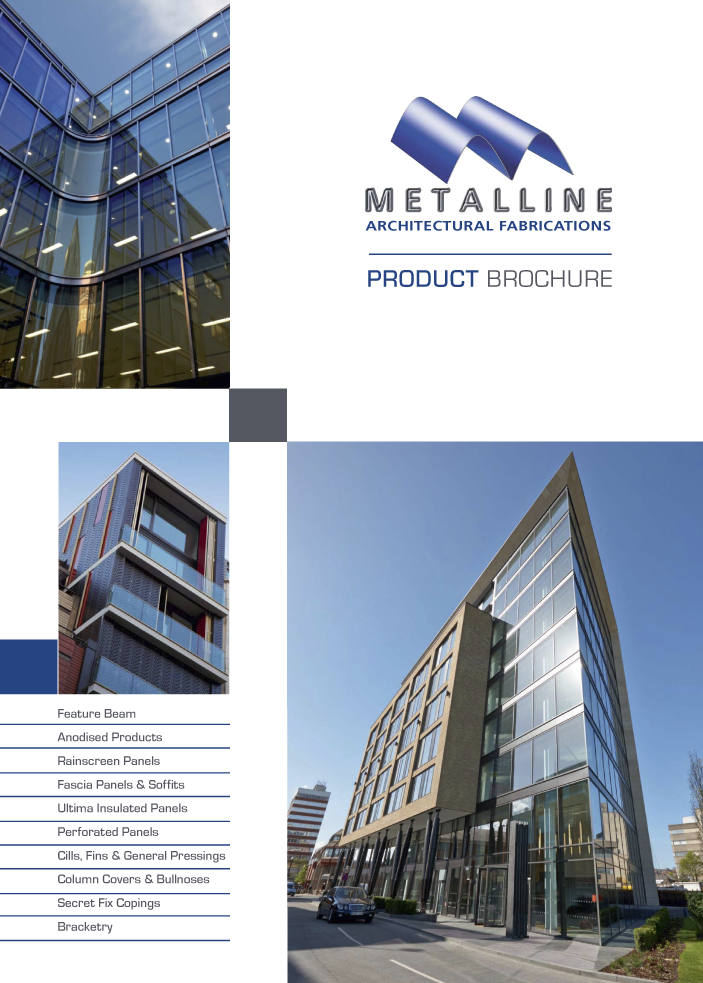 Architectural Metalwork Fabrications Brochure
