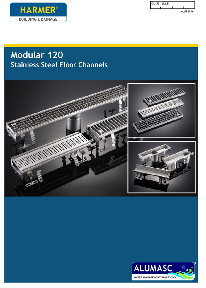 Modular 120 Overview Brochure