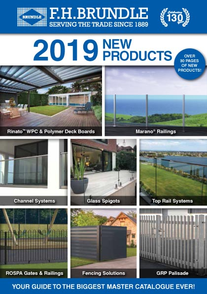 New Products 2019 Brochure