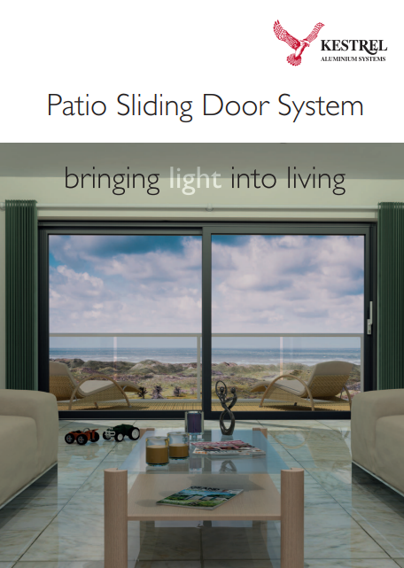 Patio Sliding Door System Brochure
