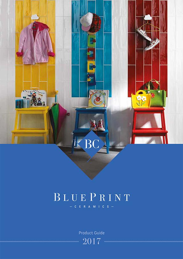 Blueprint Ceramics Product Guide 2017 Brochure