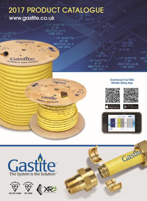 Gastite Specification Online
