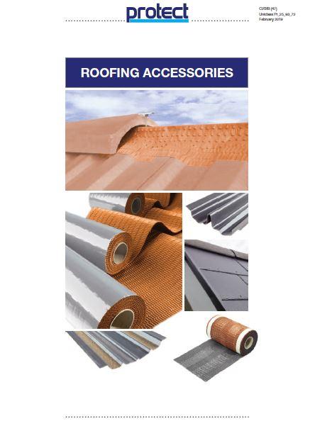 Roofing accessories brochure Brochure