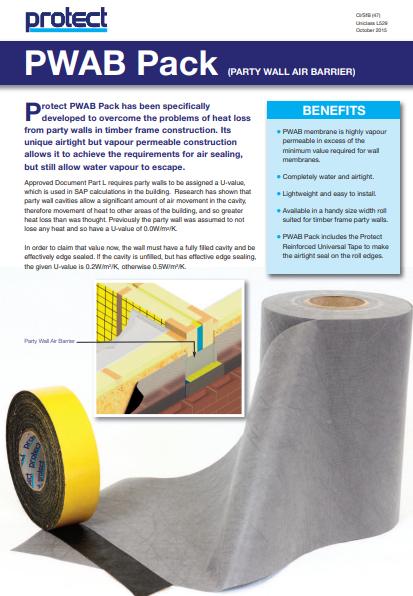 PWAB Pack Brochure