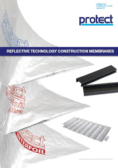 Reflective Technology Construction Membranes Brochure
