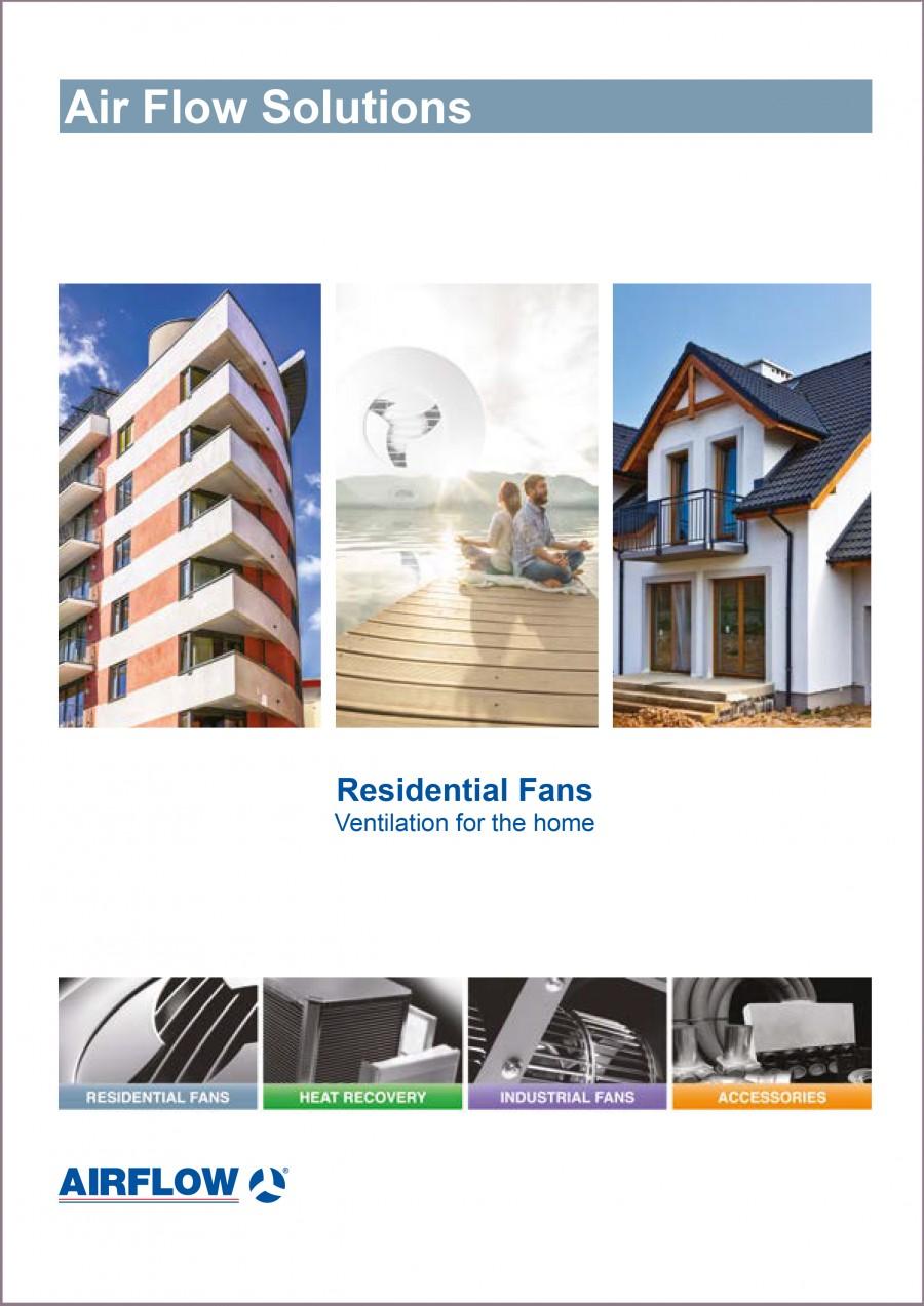 Residential Fans Brochure Brochure