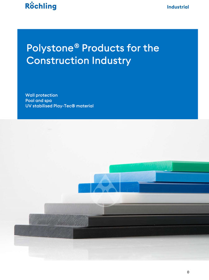 Roechling Polystone for the Construction Industry Brochure