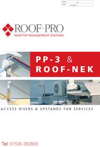 Roof Pro PP-3 & RoofNek Brochure