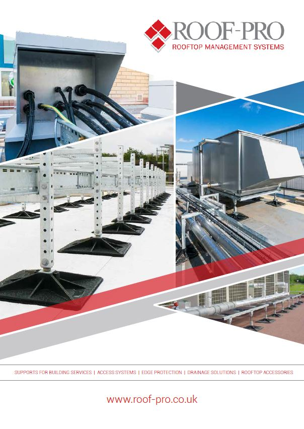 Roof-Pro Rooftop Management Systems Brochure
