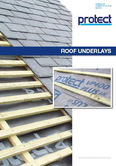 Roofing Underlays brochure Brochure
