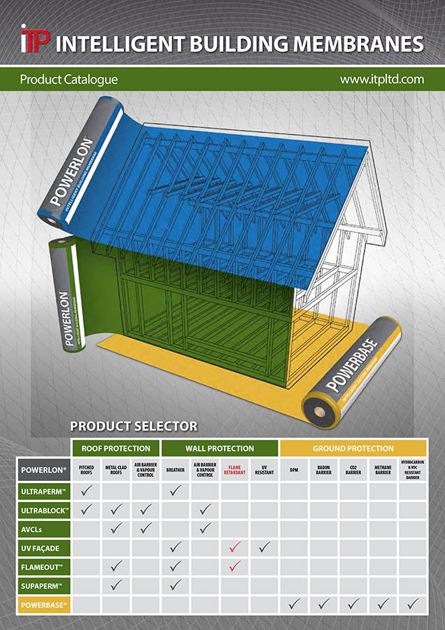Roofing and Building Product Catalogue Brochure