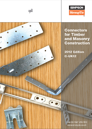 Connectors for Timber & Masonry construction Brochure
