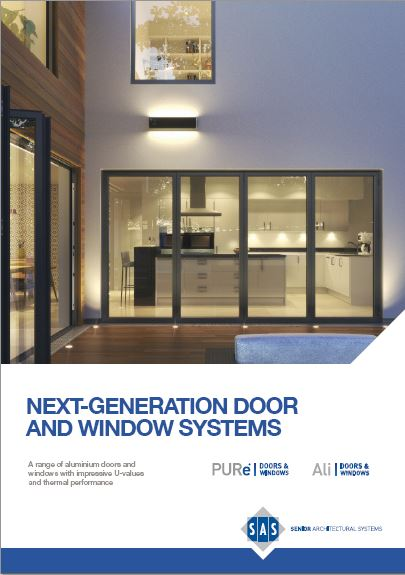 Next-Generation Door and Window System Brochure