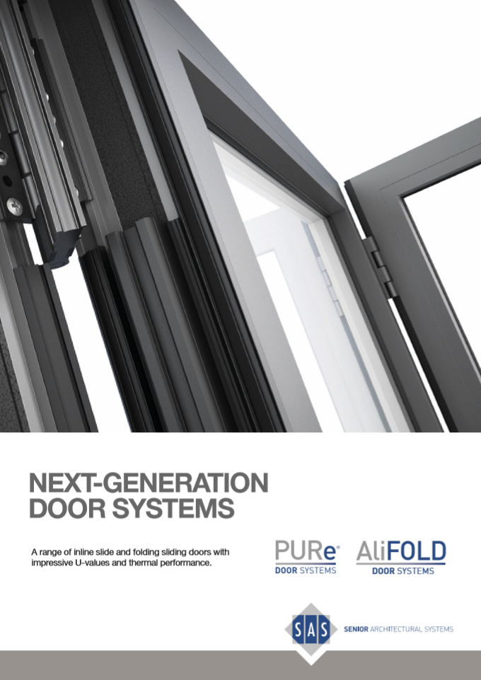 SAS Next Generation Door Systems Brochure Brochure