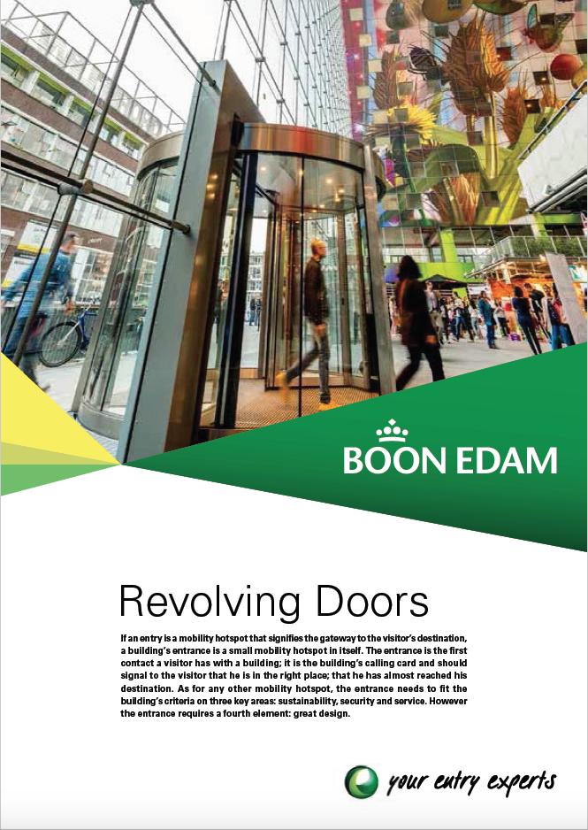 Revolving Doors Brochure