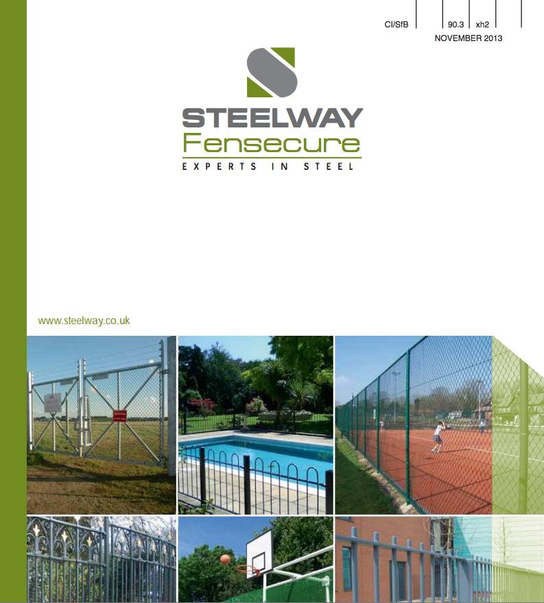 Steel Fencing Brochure Brochure