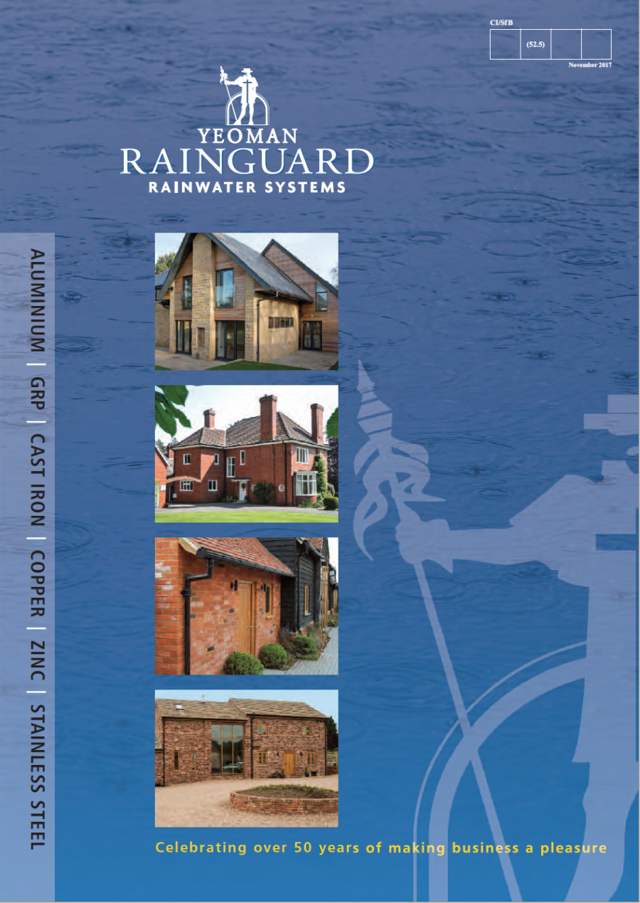 Yeoman Rainguard Brochure  Brochure