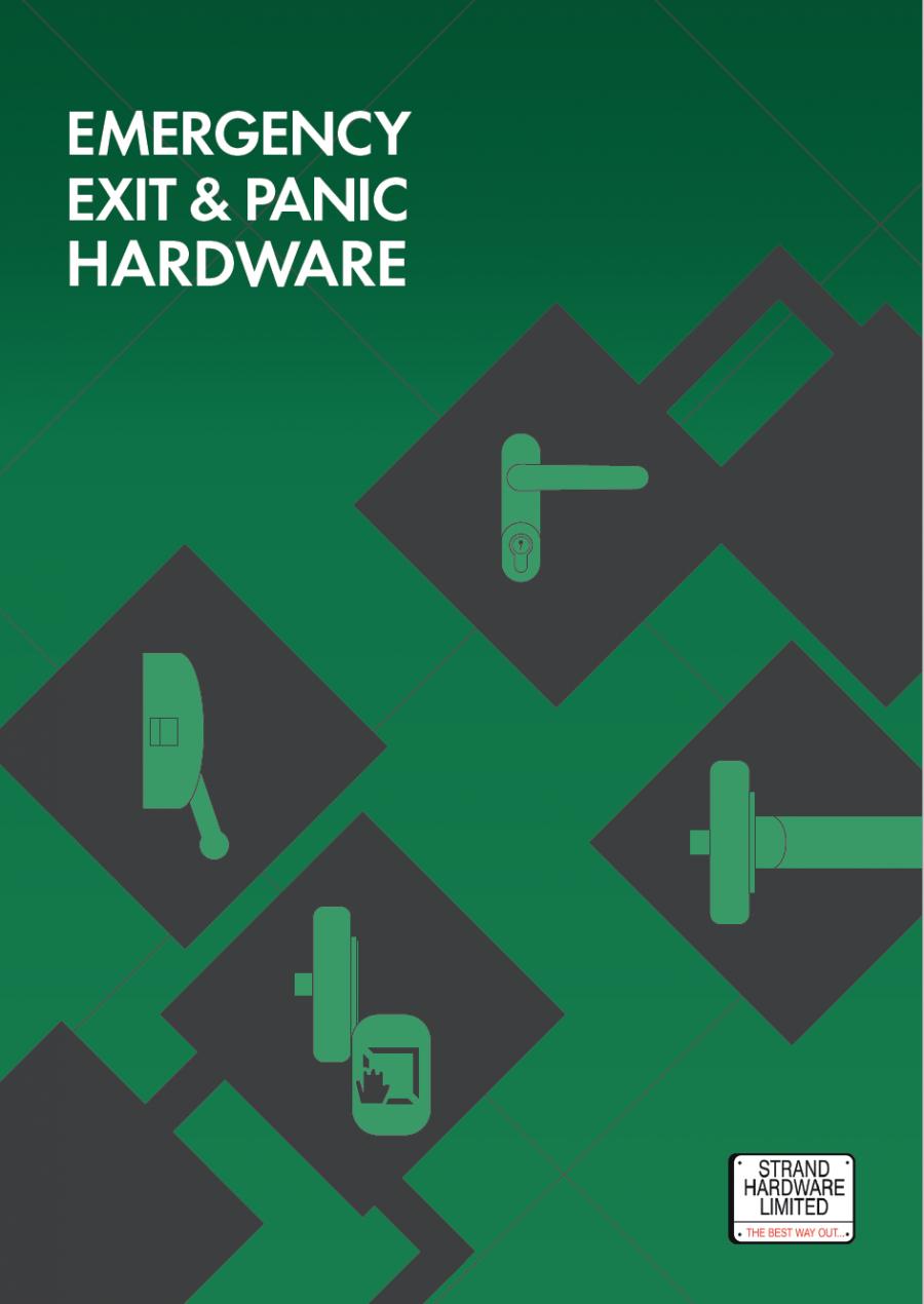 Emergency Exit & Panic Hardware  Brochure
