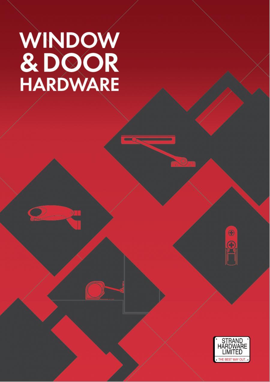 Window & Door Hardware  Brochure