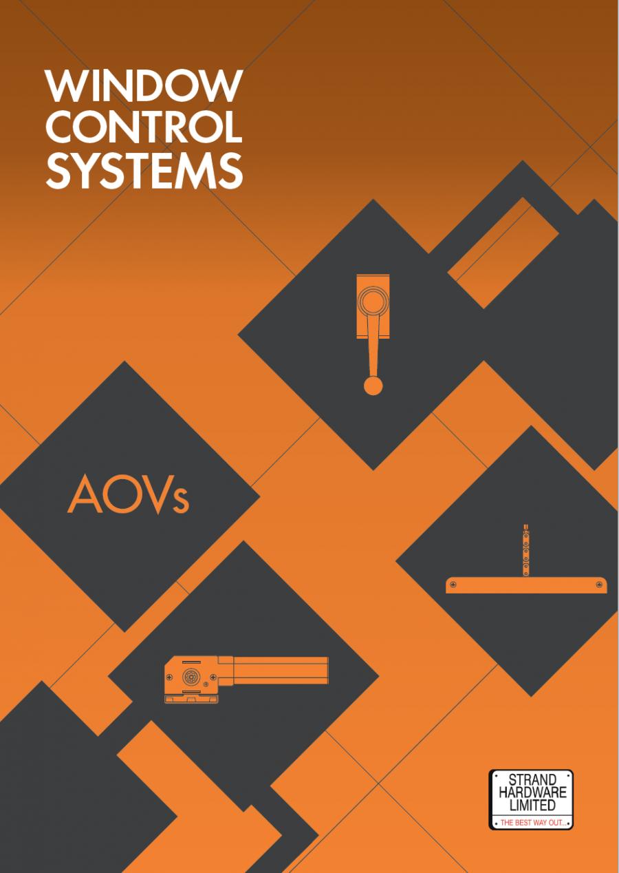 Window Control Systems  Brochure