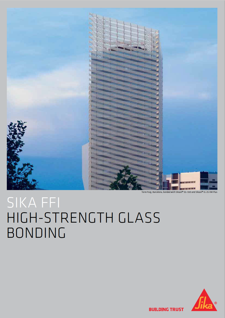 High-Strength Glass Bonding Brochure