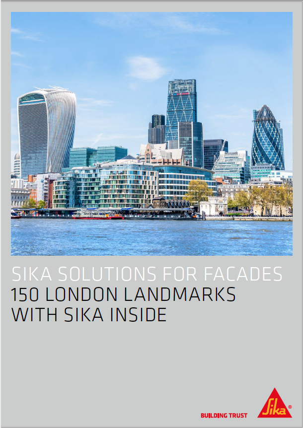 Sika Solutions for Facades Brochure