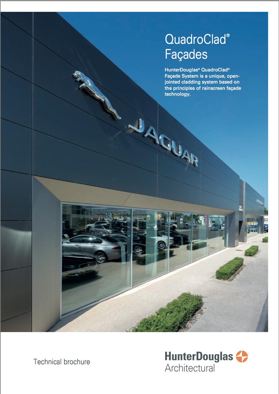 QuadroClad® Façades Brochure