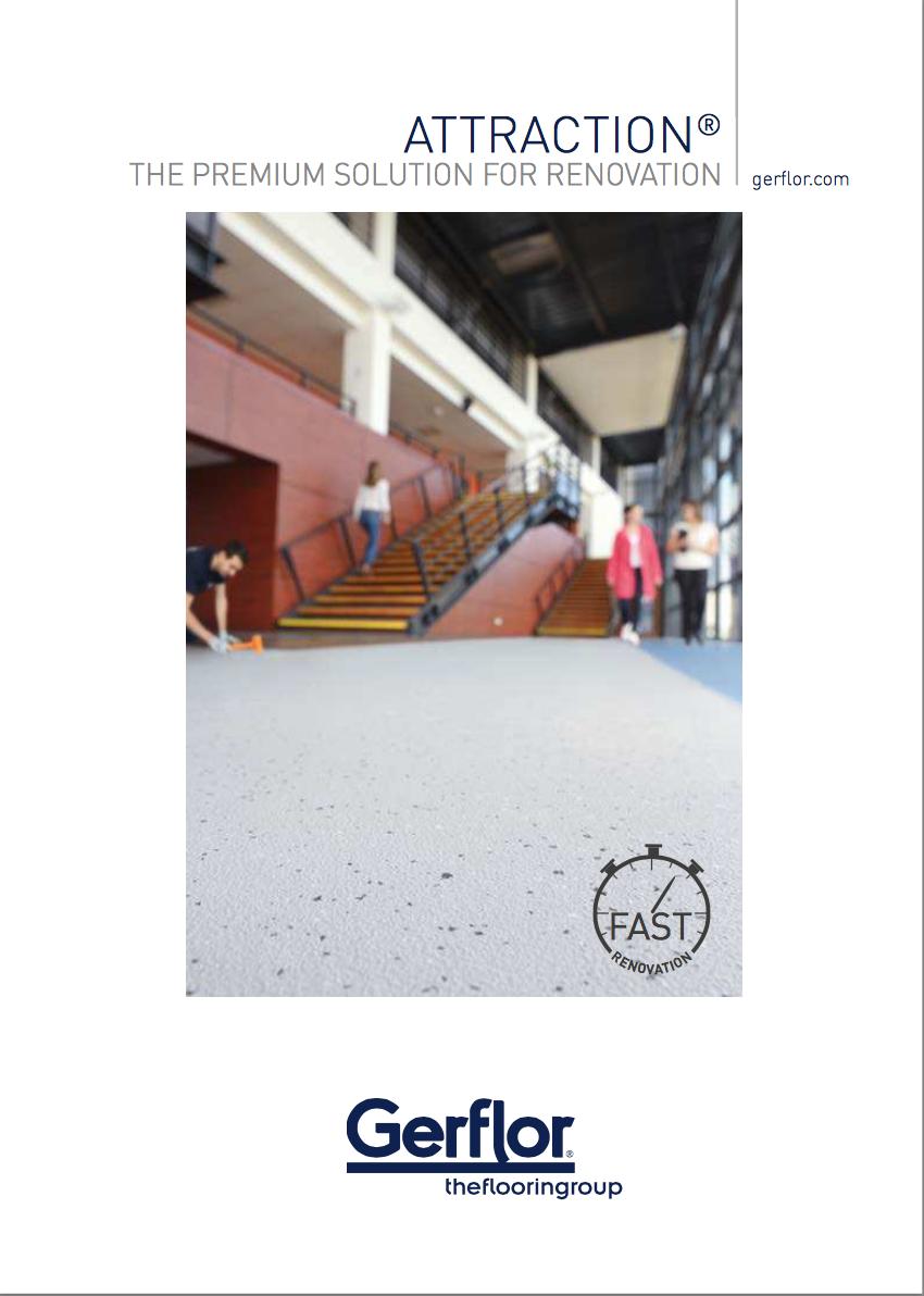 Attraction Brochure