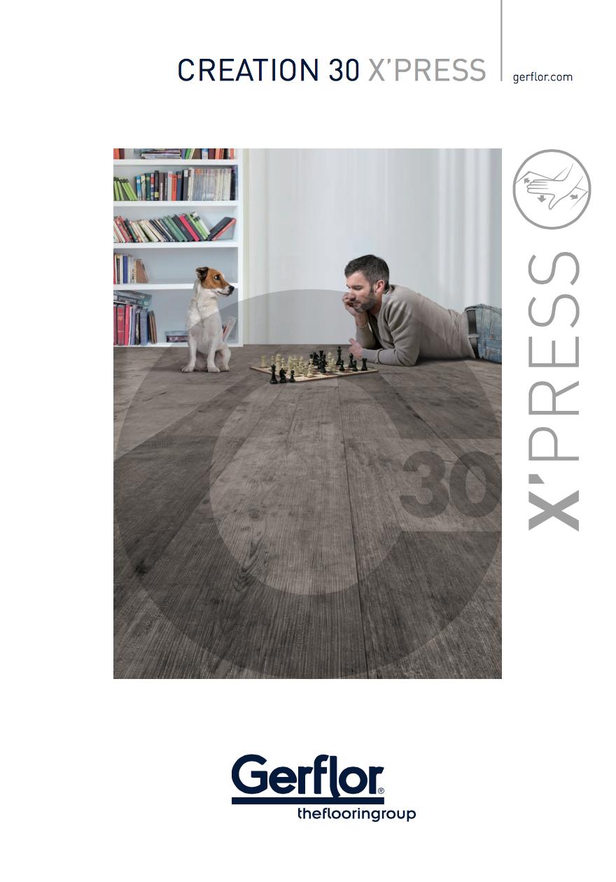 Creation 30 X'Press Brochure