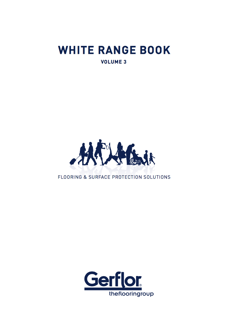 White Range Book Volume 3 Brochure