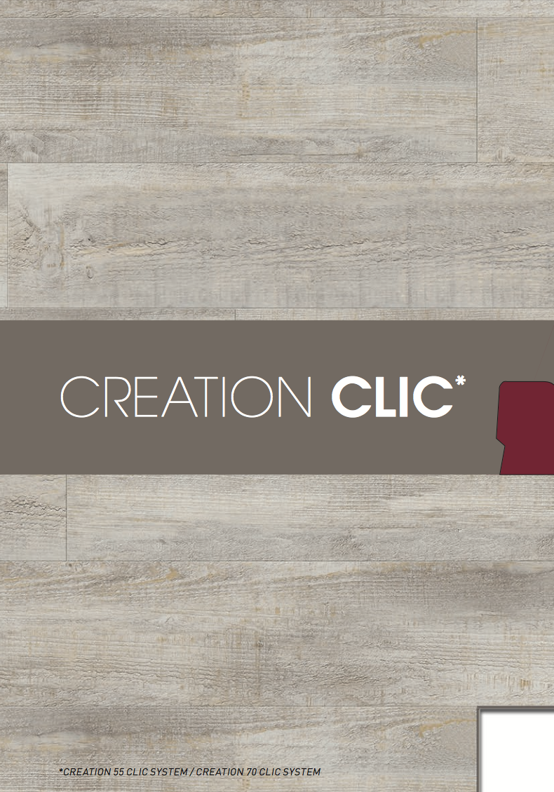 Creation Clic Revolution Brochure