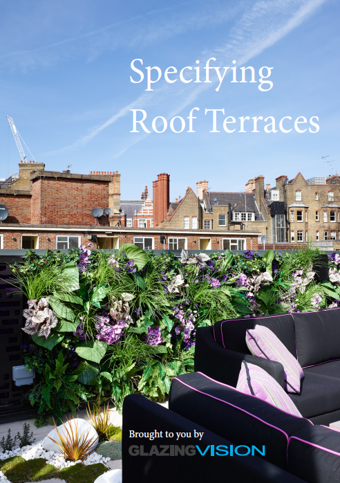 Specifying Roof Terraces Guide Brochure