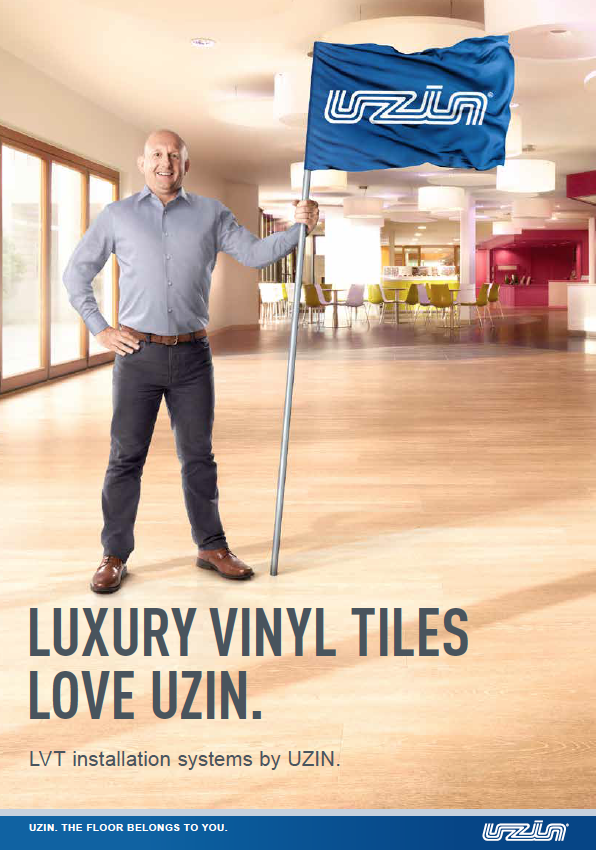 Luxury Vinyl Tile Floor Systems Brochure