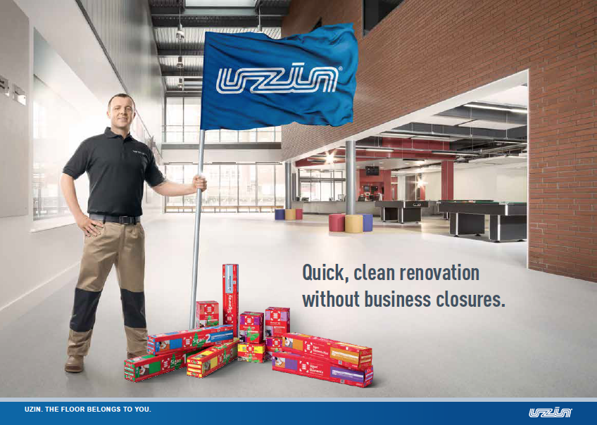 Quick Floor Renovations Without Business Closures Brochure