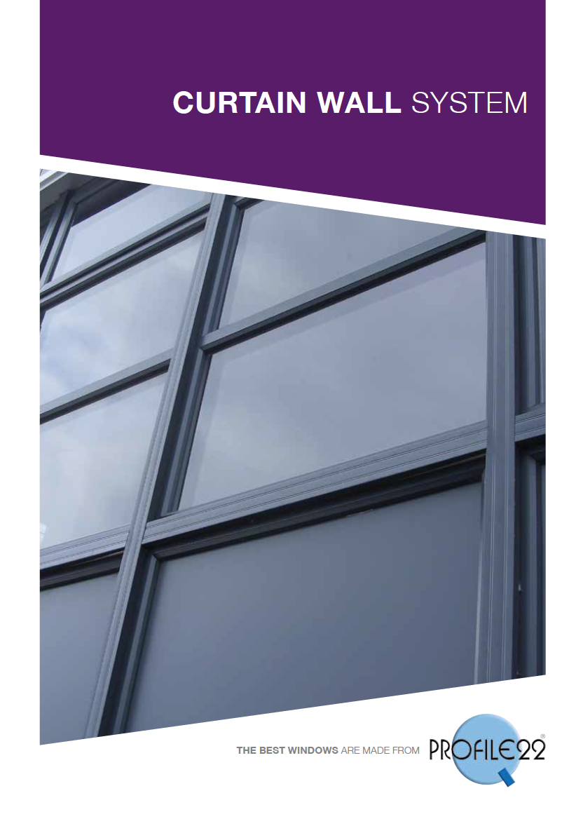 Curtain Wall System  Brochure